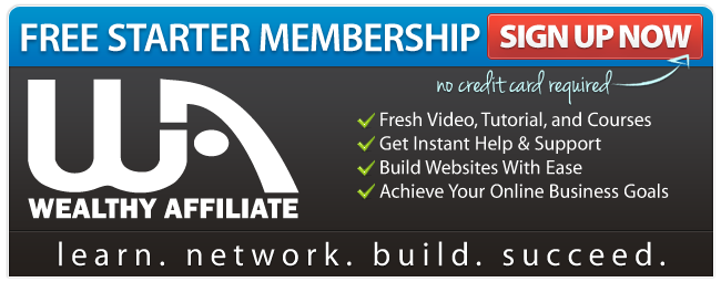 Wealthy affiliate Join Box